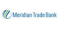 Depozīts Meridian Trade Bank bankā